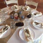 Is it better to do plate setting or together all the party rentals Round Rock?