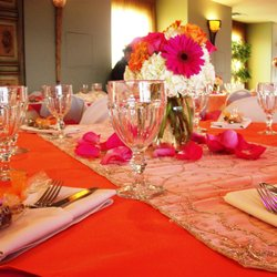 rent table linens Round Rock