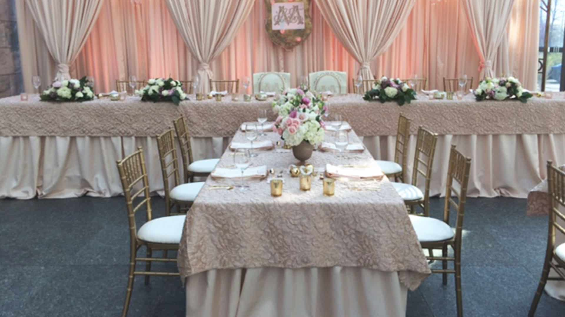 Table linen rental prices Round Rock