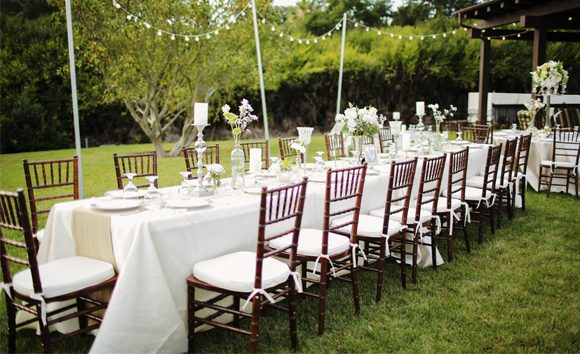 Best wedding rentals Austin