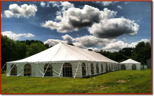 best rental tents Austin